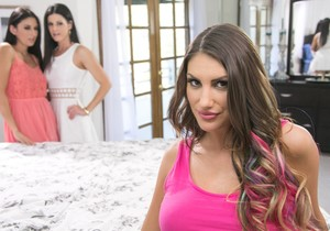 India Summer, Nikki Daniels, August Ames - Family United
