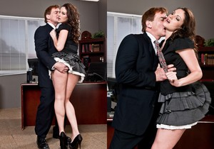 Samantha Ryan - Office Seductions #03