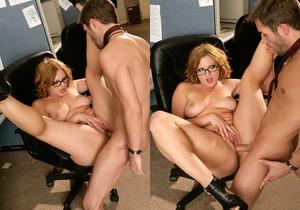 Ava Rose - Office Perverts Vol 03