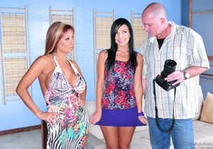 Ashli Orion, Demi Delia - Couples Seeking Teens