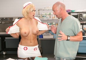 Jenny Hendrix - Big Breast Nurses