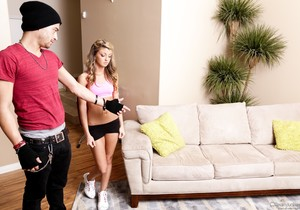 Staci Silverstone - Too Big For Teens #12