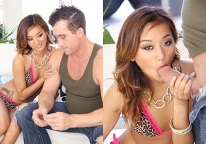 Alina Li - Too Big For Teens #15