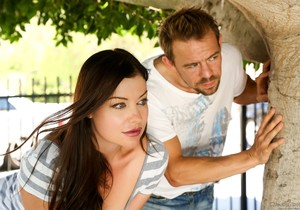 Sovereign Syre, Rose Red - Couples Seeking Teens #16
