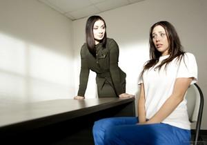 Lea Lexis, Anna Morna - Prison Lesbians #03
