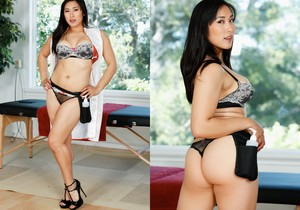 Mia Li - Strip Mall Asian Massage - Devil's Film