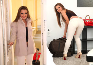 Silvia Burton - One Night Lust - Mike's Apartment