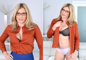 Kacey Jordan, Cory Chase - Dick For Two - MILF Hunter