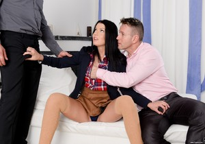 Sofia Like - Fuck Party for Three - 21Sextury