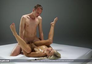 Oiled Up - Johny & Lara