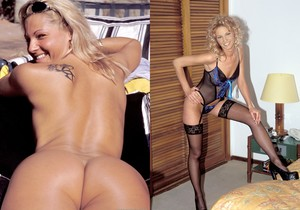 Amazing Blonde Kata Lynn Approves Private Casting