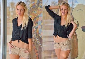 Katie - It's Her Kind Of Style - FTV Girls