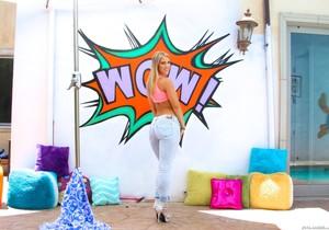 Candice Dare - Blonde's Sodomy And Enema Date - Evil Angel