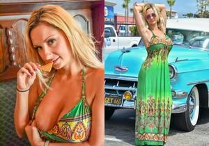Nikki - Beach Beauty - FTV Milfs