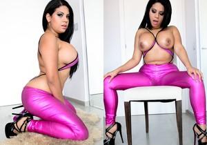Kesha Ortega - Nacho's Dangerous Curves - Evil Angel