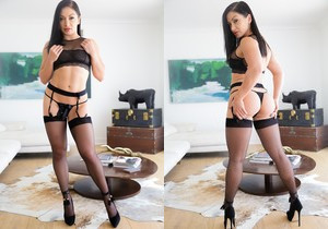 Lea Lexis - Reality Porn: Deep, Gaping Sodomy - Evil Angel