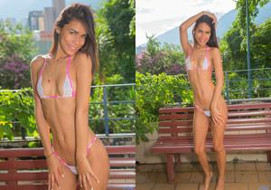 Pandora Mendoza - brunette has the best ass