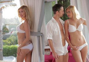 Holly Belle - All She Can Take - Nubile Films