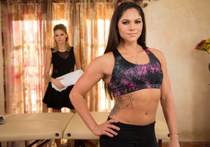 Jessa Rhodes, Aspen Rae - Sensation Therapy: Part One
