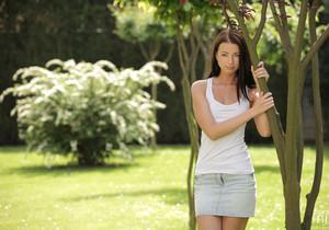 Leyla Peachbloom - Make It Last - Nubile Films