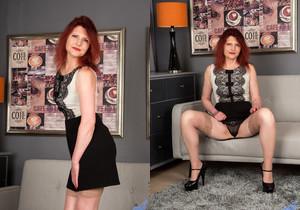 Cee Cee - Mature Redhead