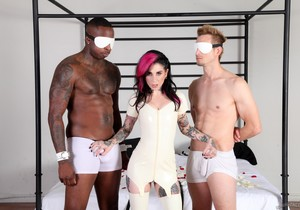 Joanna Angel - Serve Me - Burning Angel