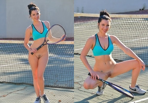 Carrie - Buttalicious Tennis - FTV Girls