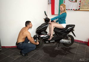 Alice Conrad, Totti - Mechanic - ALS Scan