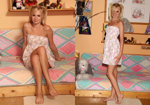 Cherie - Nightie - ALS Scan