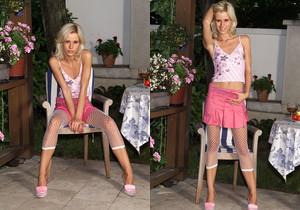 Carina Cora, Kylie Wylde - Fisting Pleasures - ALS Scan