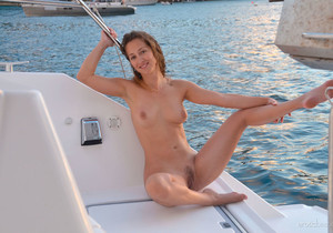 Sarka - Sailing Naturally - Erotic Beauty