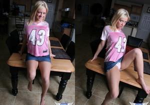 Danielle Lynn - Pink 43 - SpunkyAngels