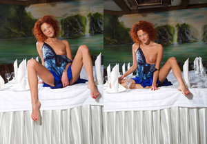 Natalie Red - The Function - Erotic Beauty