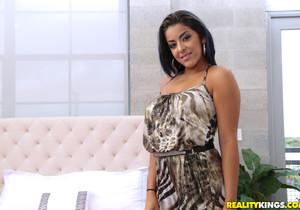 Mia Martinez - Pussy Fiend - 8th Street Latinas