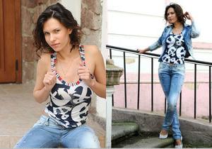Suzanna A - Marcada - MetArt