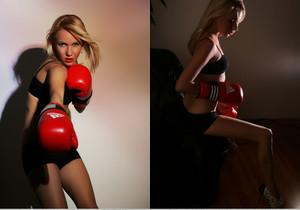 Tanusha A - The Knockout - The Life Erotic
