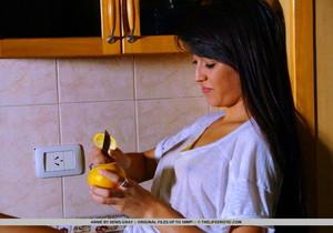 Annie - Citrus Sunrise 1 - The Life Erotic