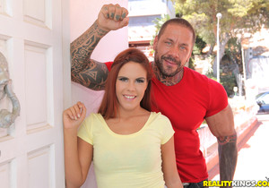 Gala Brown - Sexy Gala - Mike's Apartment