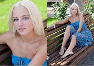Alysha A - Socius - MetArt