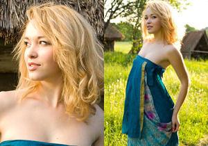 Alisa G - Farm Girl 1 - Erotic Beauty