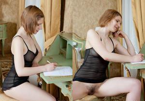Mariam - Lady Writer - Rylsky Art