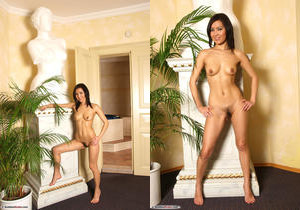 Agnes A - The Goddess - Erotic Beauty