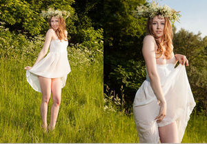 Ginger Frost - Ogeta - MetArt