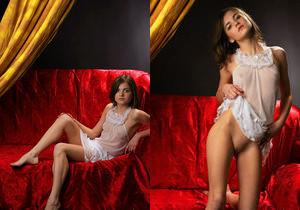 Alice Kiss - Red Velvet 1 - Erotic Beauty