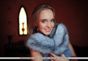 Rachel Blau - Fulcire - MetArt