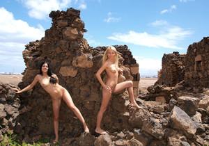 Jana C, Judit - Lava Expedition 1 - Erotic Beauty