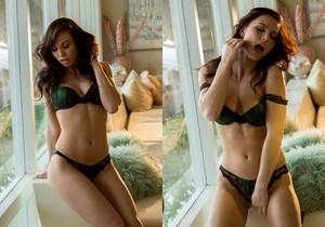 Aidra Fox Has A Great Pair Of Lips