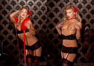 Mia Presley - Pin Up Doll - Holly Randall