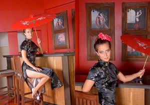 Sarka - Red Room 1 - Erotic Beauty