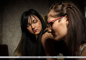 Emilia B, Lexi B - The Performance - The Life Erotic